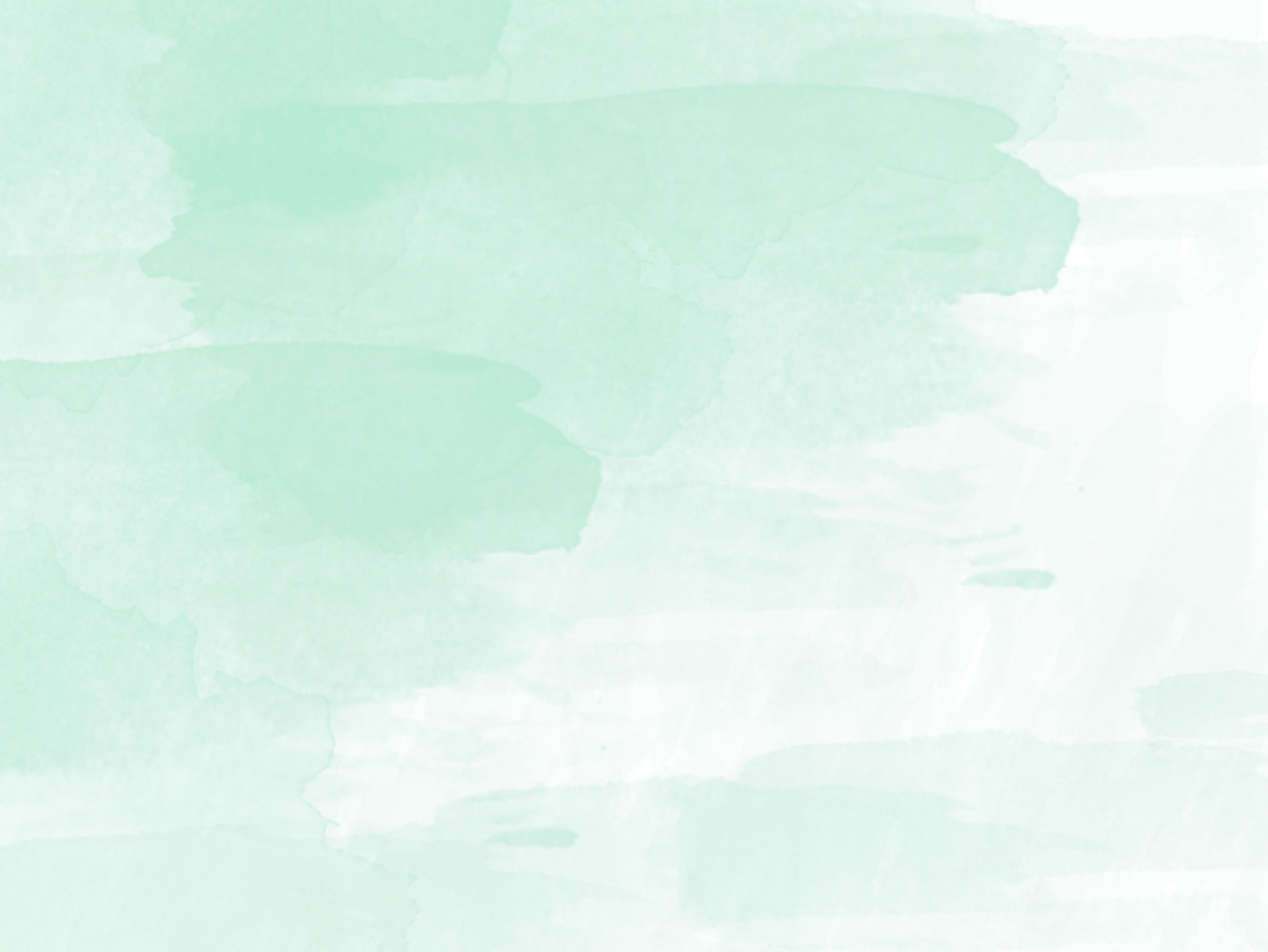 Free Wallpaper Hello Watercolor Mint Green Wallpaper