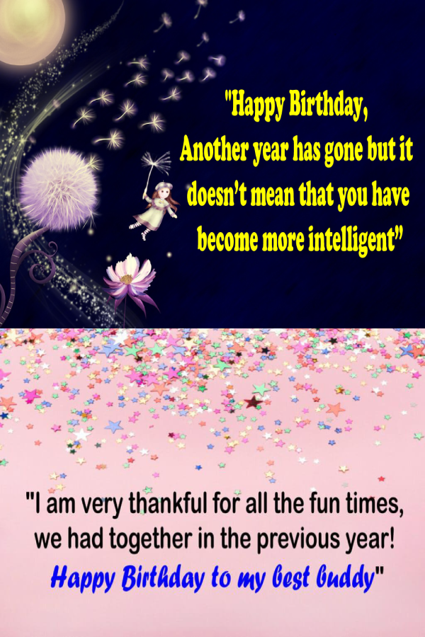 Best Funny Birthday Wishes For Friend Unique Birthday Wishes Birthday Wishes For Friend Friend Birthday Quotes