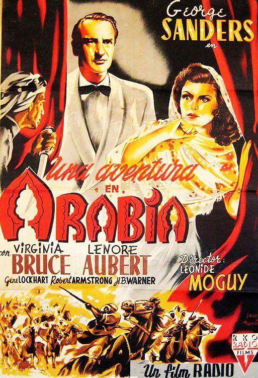 ADVENTURES IN ARABIA Sanders Virginia Bruce