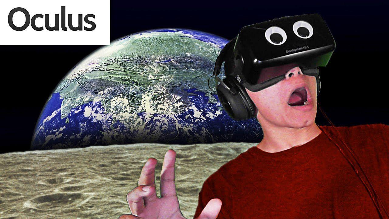 DEEP SPACE VR Oculus Rift BEST VR games 2016 Outer