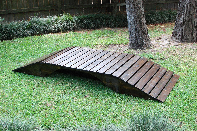 Ana White | Footbridge - DIY Projects | outdoor ideas | Pinterest ...