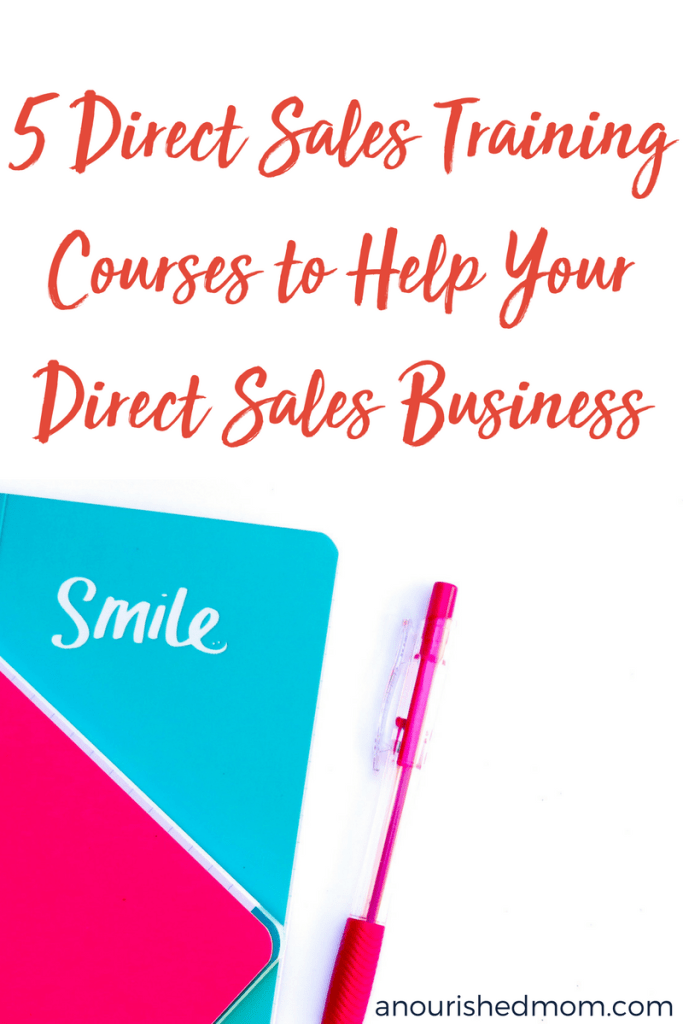 Direct Sales Training Courses To Help Your Direct Sales Business