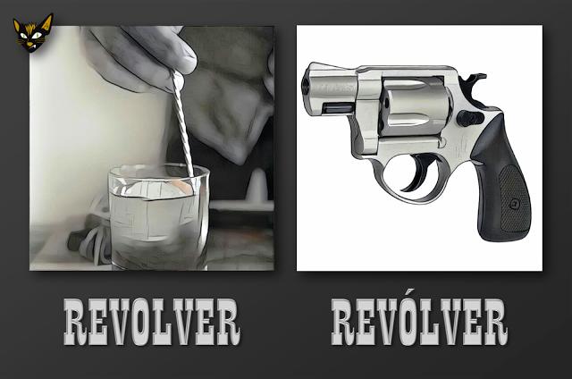 Zarampagalegando: Parellas imposibles. Revolver/Revólver