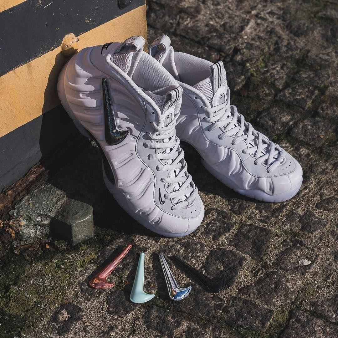separation shoes eba3d d608e Nike Air Foamposite Pro QS « All Star » | Foamposites ...