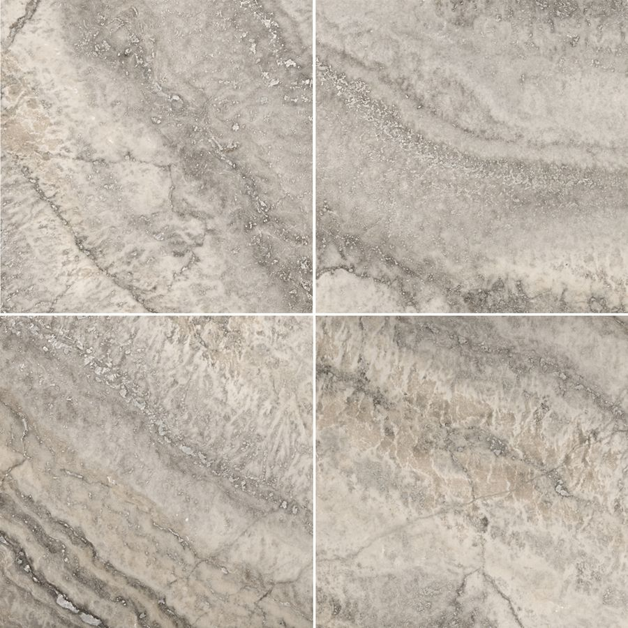 Emser silver travertine floor and wall tile common 18 in x 18 in emser silver travertine floor and wall tile common 18 in x 18 in ac doublecrazyfo Choice Image