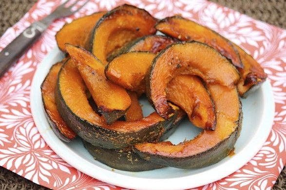 Roasted Winter Squash Clean Eating Lunch Vegetarian Side Dishes