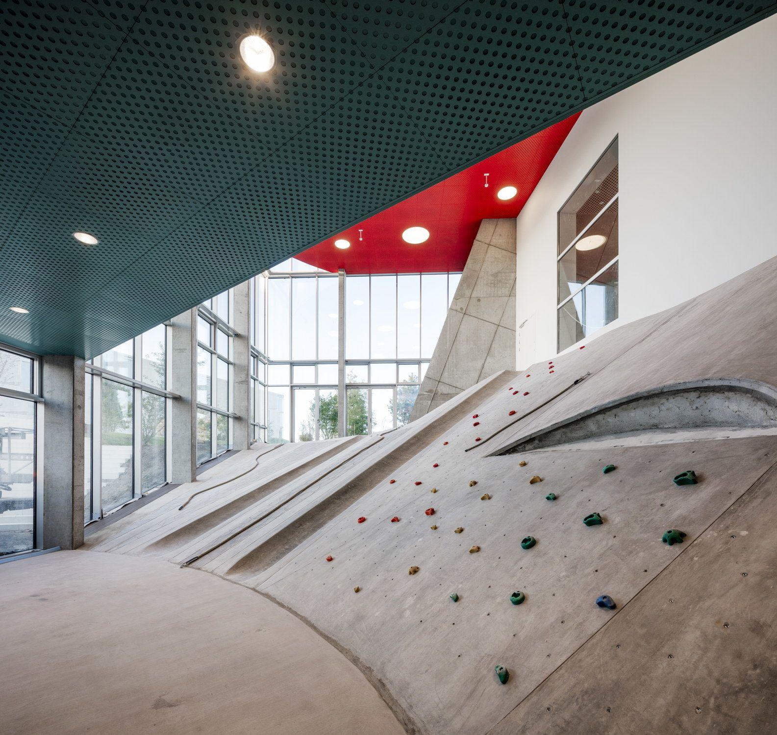 Energiebündel - Gemeindezentrum von MVRDV in Kopenhagen