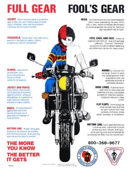 Motorcycle Safety Gear >> Motorcycle Gear 101 Ladies Sport Bikes Motorcycle Motorcycle