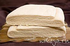 Слоеное тесто для бриошей по рецепту Адриано Зумбо с блога Нины Niksya