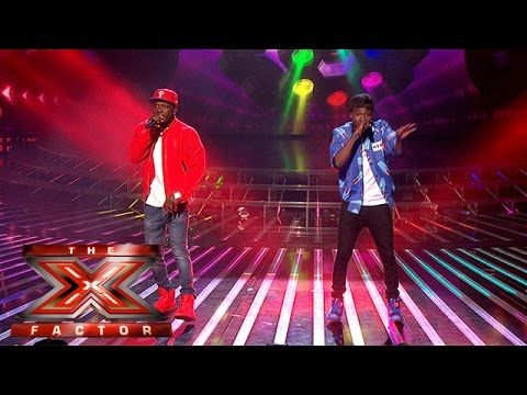 Cheryl thinks Reggie 'N' Bollie are Dynamite | Live Week 5 | The X Facto...