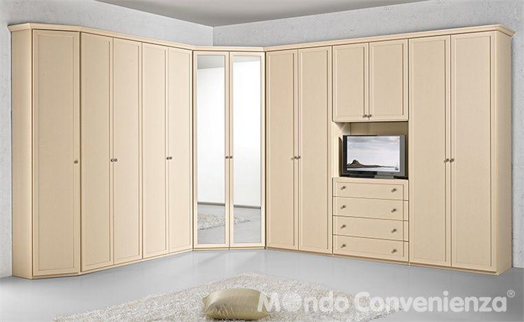Armadio cecilia mondo convenienza arredamento camera for Armadi guardaroba mondo convenienza