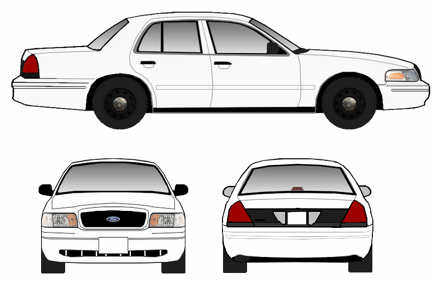 Crown victoria police car blueprints google search cars crown victoria police car blueprints google search malvernweather Image collections
