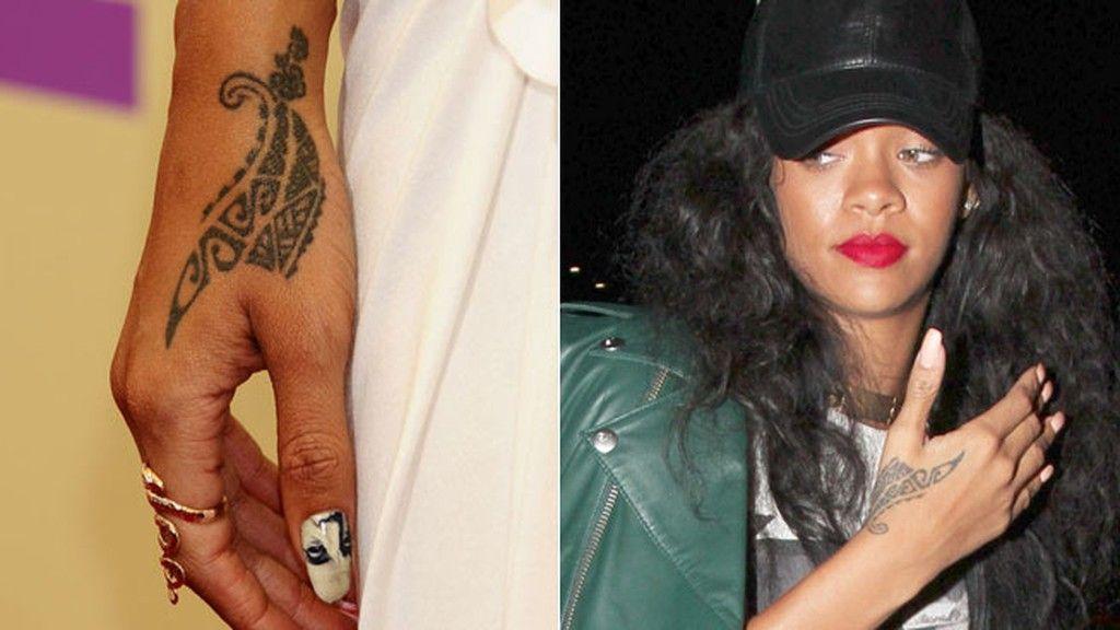 Resultado De Imagen De Tatuaje Rihanna Mano Tatuaje Rihanna Imagenes Para Tatuajes Rihanna