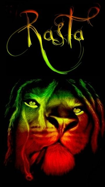 Rasta Lion Wallpapers Group Bob Marley Art Rasta Lion Rastafari Art