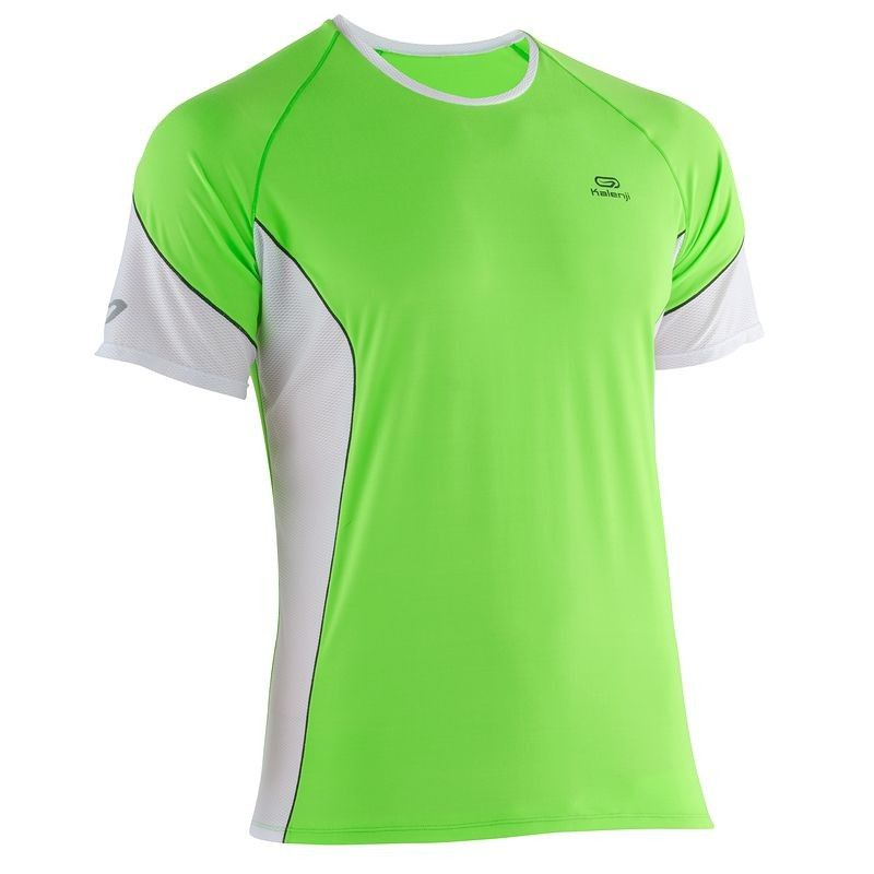 Objeción Machu Picchu pegatina  www.decathlon.es camiseta-manga-corta-running-feel-verde-id_8238597.html |  Camisetas, Camisetas deportivas, Camisetas de futbol femenino