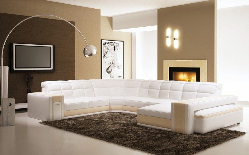 Leder Sectional Sofa Lazy Boy - Billig Ecke Leder sofa Bett ...