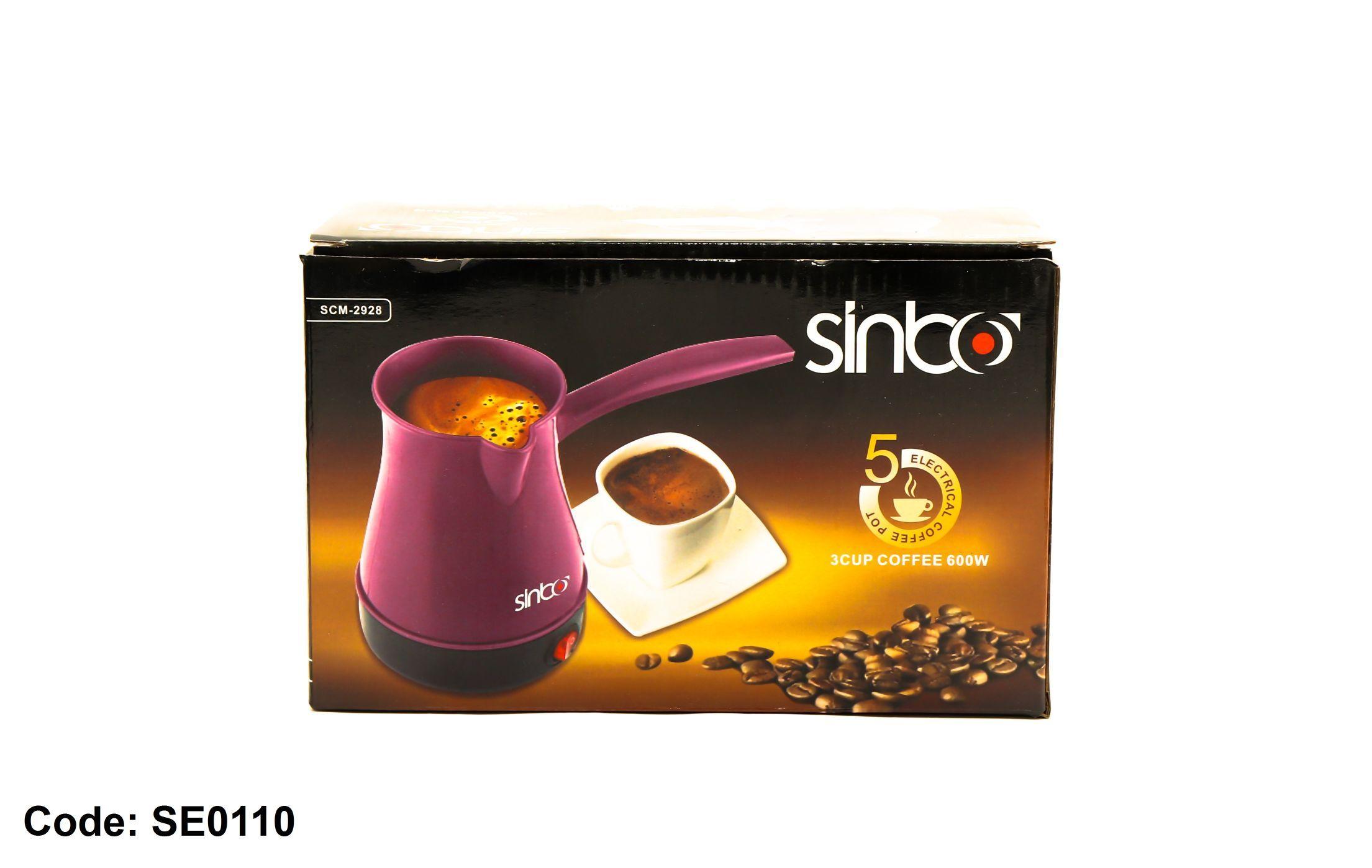 Turkish Coffee Maker Scm 2928 بسعر 180ج بدل من 240ج Coding Coffee