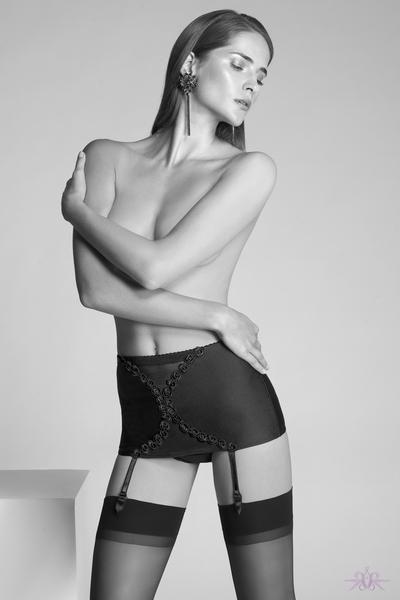 be61ed6889d Oroblu Deborah Suspender Belt Stockings And Suspenders