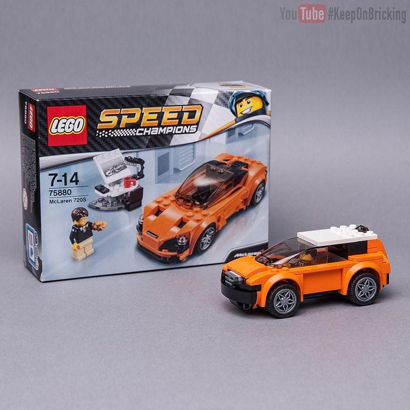 2019 Lego Technic 42093 Chevrolet Corvette Zr1 Quick Review