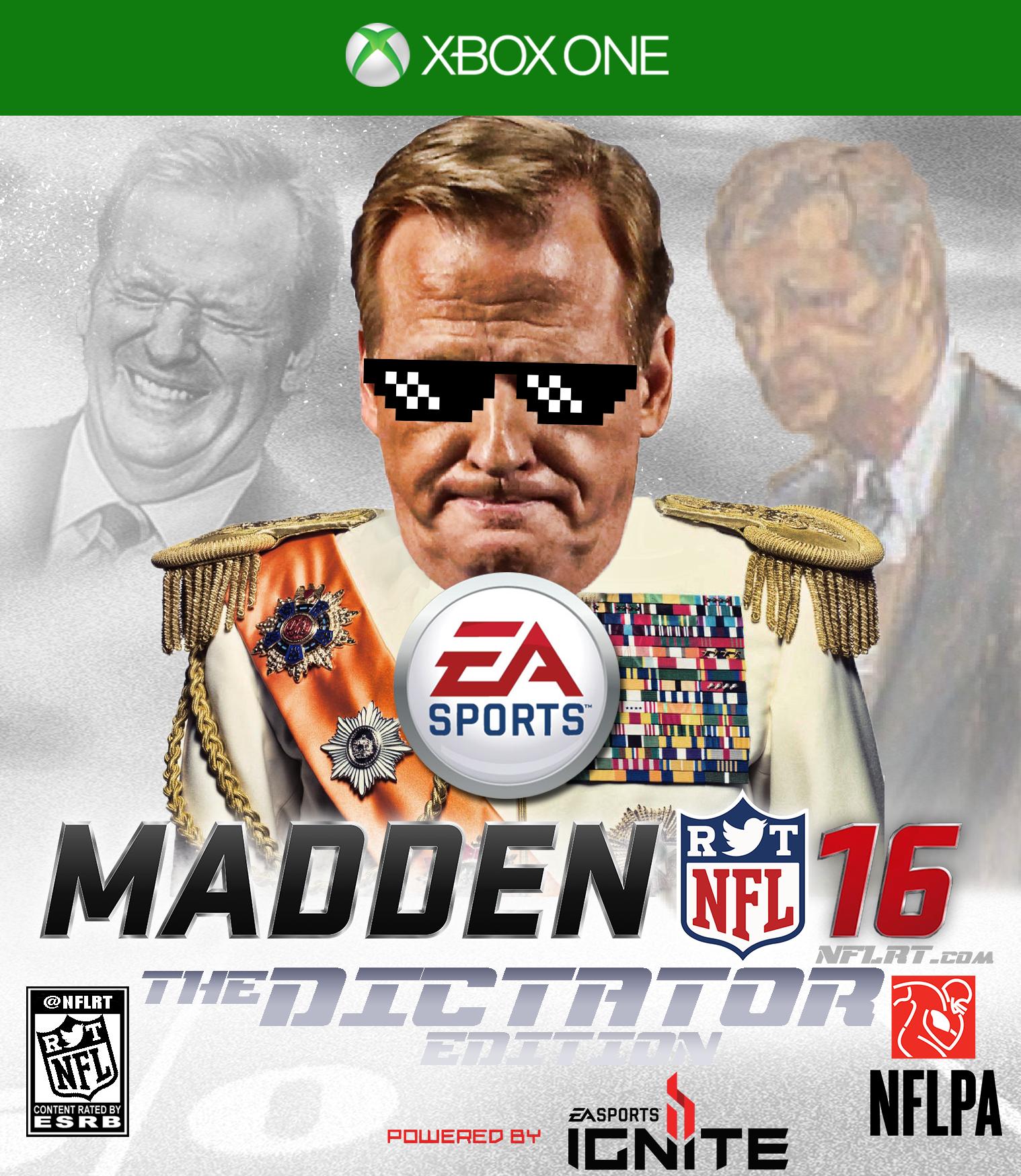 Alternate Madden 16 Covers Nflrt Madden Madden Nfl Nfl