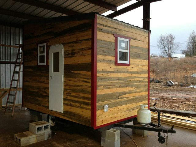 "The ""Gary Don"" new portable tiny house - Tiny House for ..."