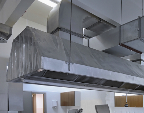 Kitchen Exhaust Hood Commercial Kitchen Exhaust Exhaust Hood Kitchen Ventilation