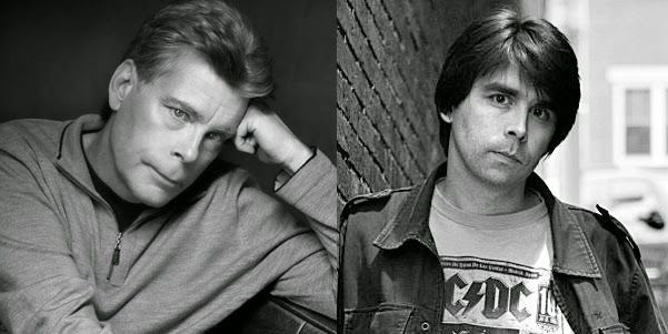 Ragan talks about the father and son of horror: Stephen King and Joe Hill.