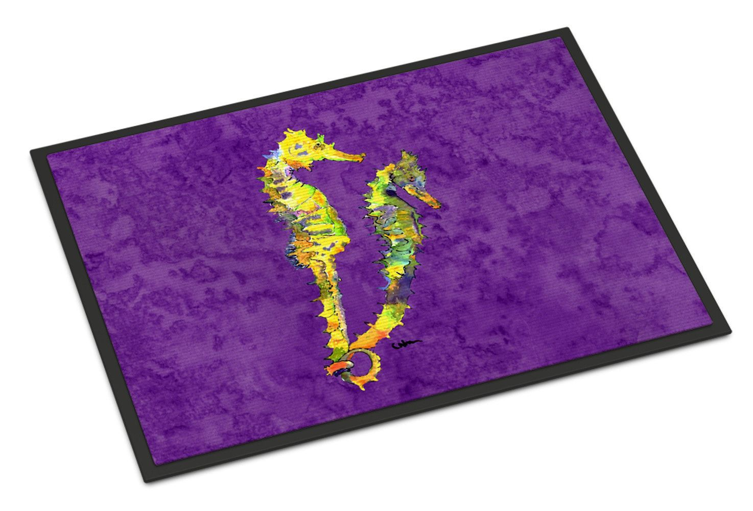 Fußboden Teppich Yasin ~ Seahorse indoor or outdoor mat 24x36 doormat products pinterest