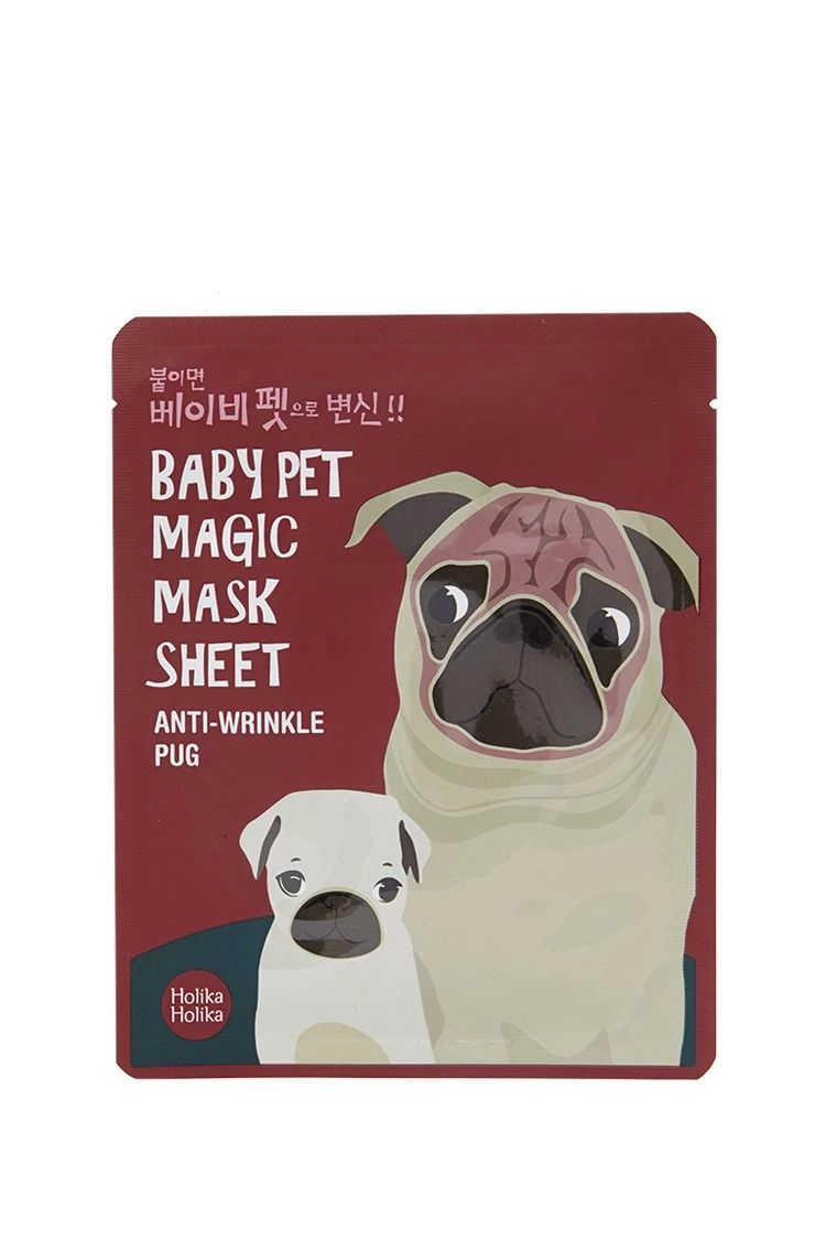 This Firming Anti Wrinkle Baby Pet Magic Face Mask Sheet By