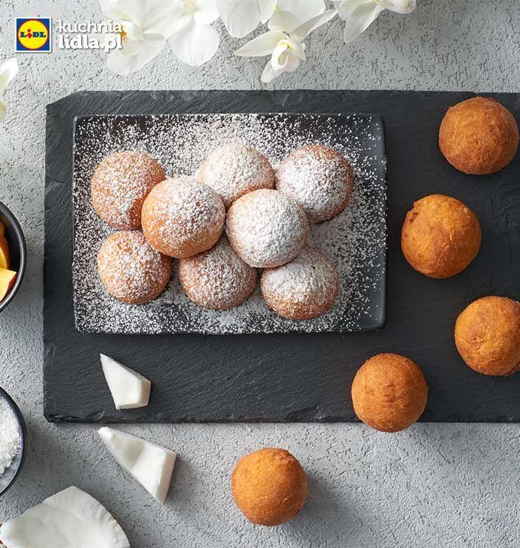 Azjatyckie Paczki Z Mango I Kokosem Przepis Recipe Food Bakehouse Mango