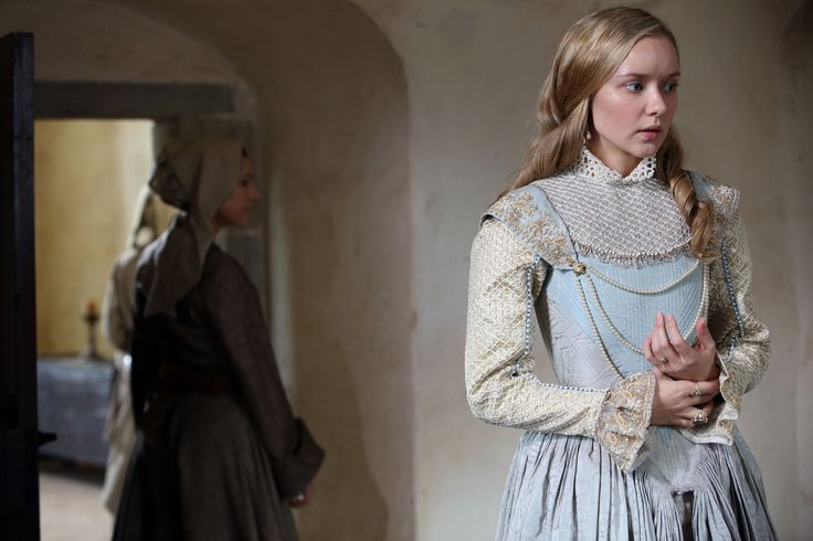 Alexandra Dowling as Queen Anne of France - The Musketeers (2014)