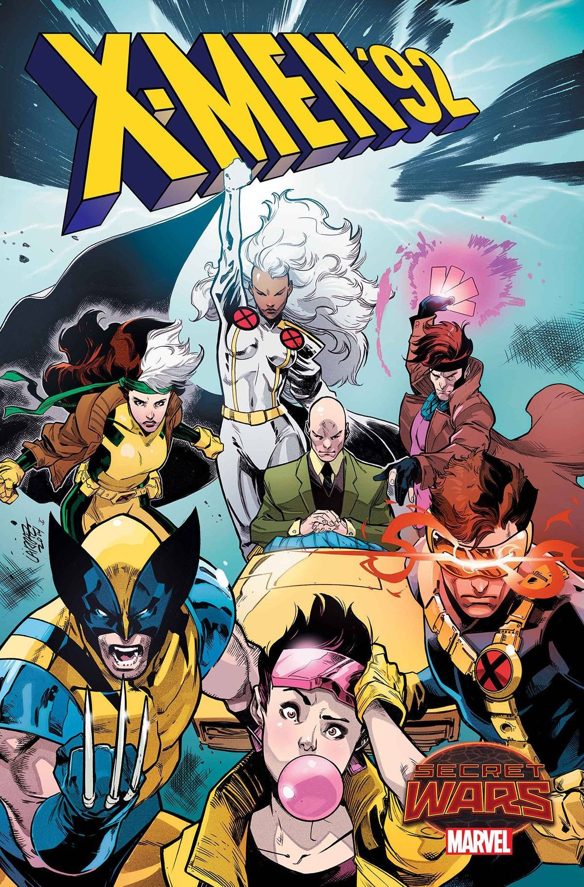 X Men 92 1 Marvel Comics X Men Marvel Comics Art