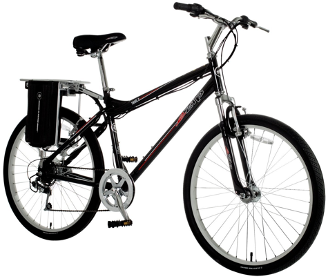 Currie Ezip Trailz Electric Bike