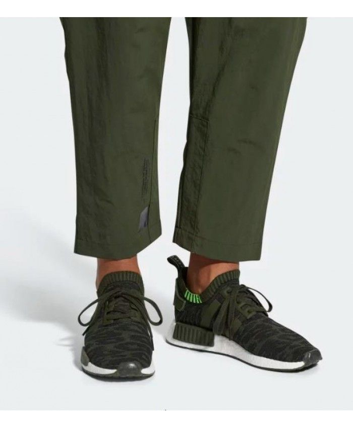 d51adbca7367f Adidas NMD R1 Primeknit Night Green - Etiquette Clothiers daily style  inspiration #etiquetteclothiers #artofbasics