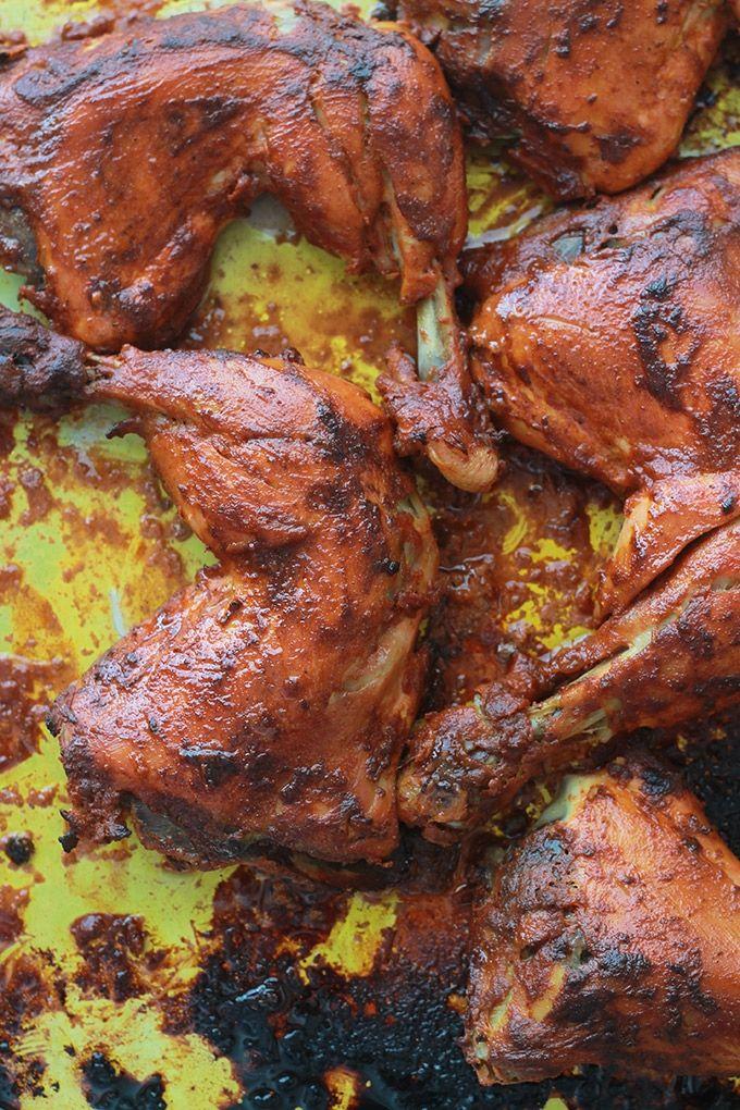 Poulet Tandoori Recette Indienne Facile Recette Broderie - Cuisine indienne poulet tandoori