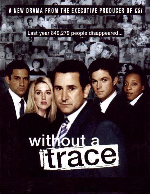 Without A Trace 2002 2009 Assistir Series Online Series E