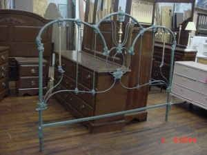Antique Iron Beds For Sale Elegant Antique Style Iron Bed King