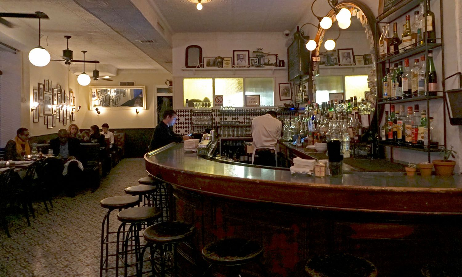 Walters In Fort Greene Brooklyn An Early Evening Recommendation