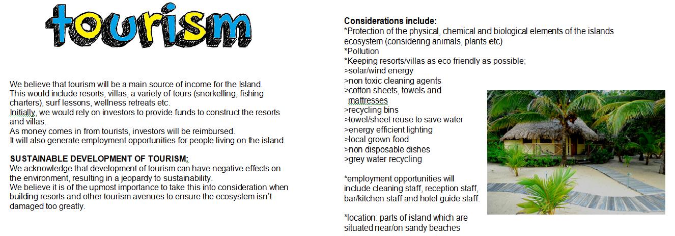 Ecotourism Ecotourism Is A Form Of Tourism Involving Visiting
