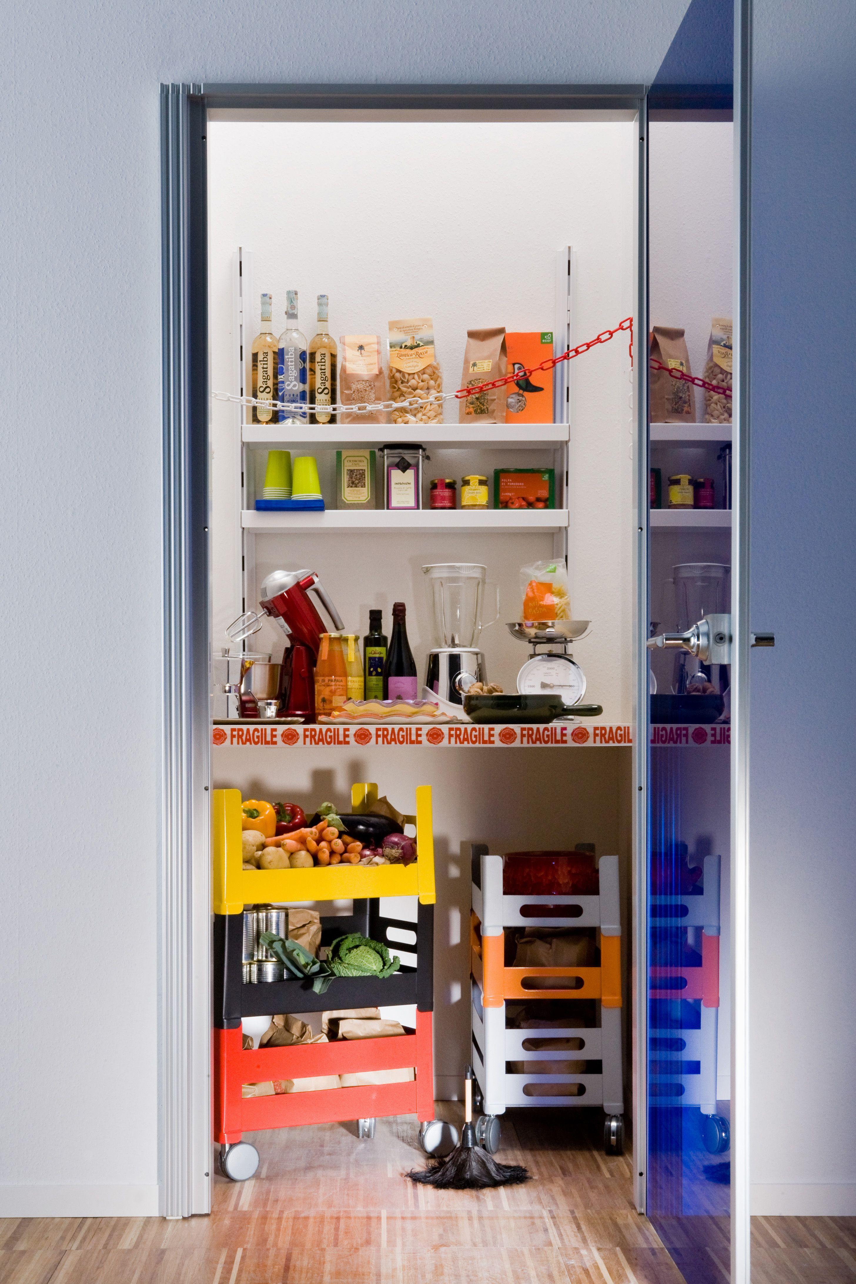 Come organizzare la cucina grazie alle strategie - Organizzare la cucina ...