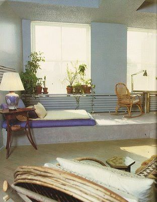 ..:: Temple of Light ::..: Images from the book The Power Look at Home: Decorating for men by Egon Von Furstenberg (1980):