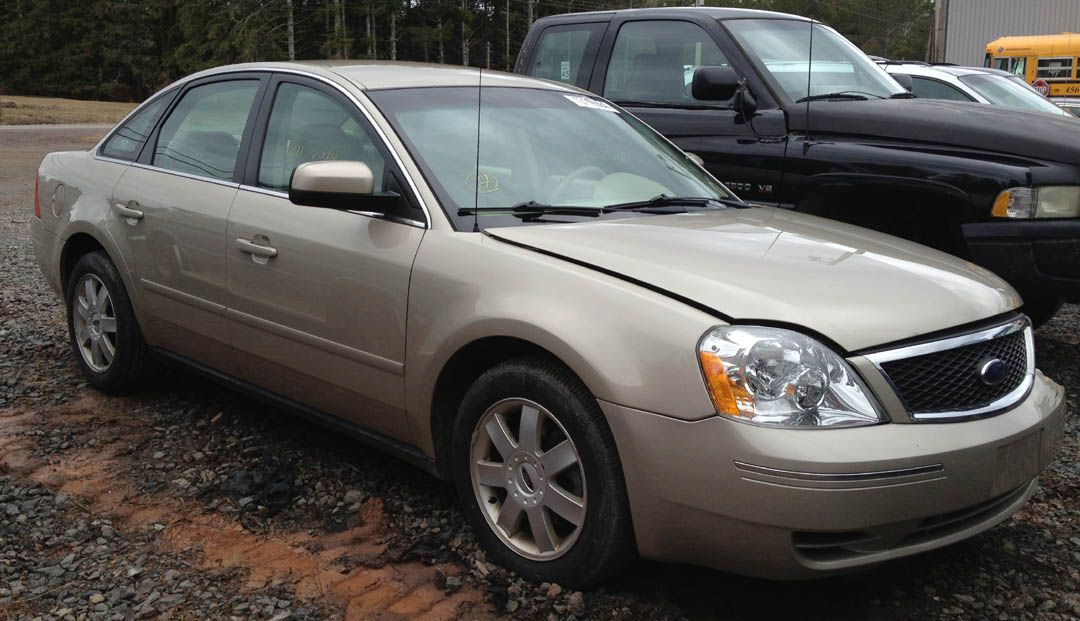 parting out: 2006 ford five hundred - 3.0l - automatic - fwd - cvt