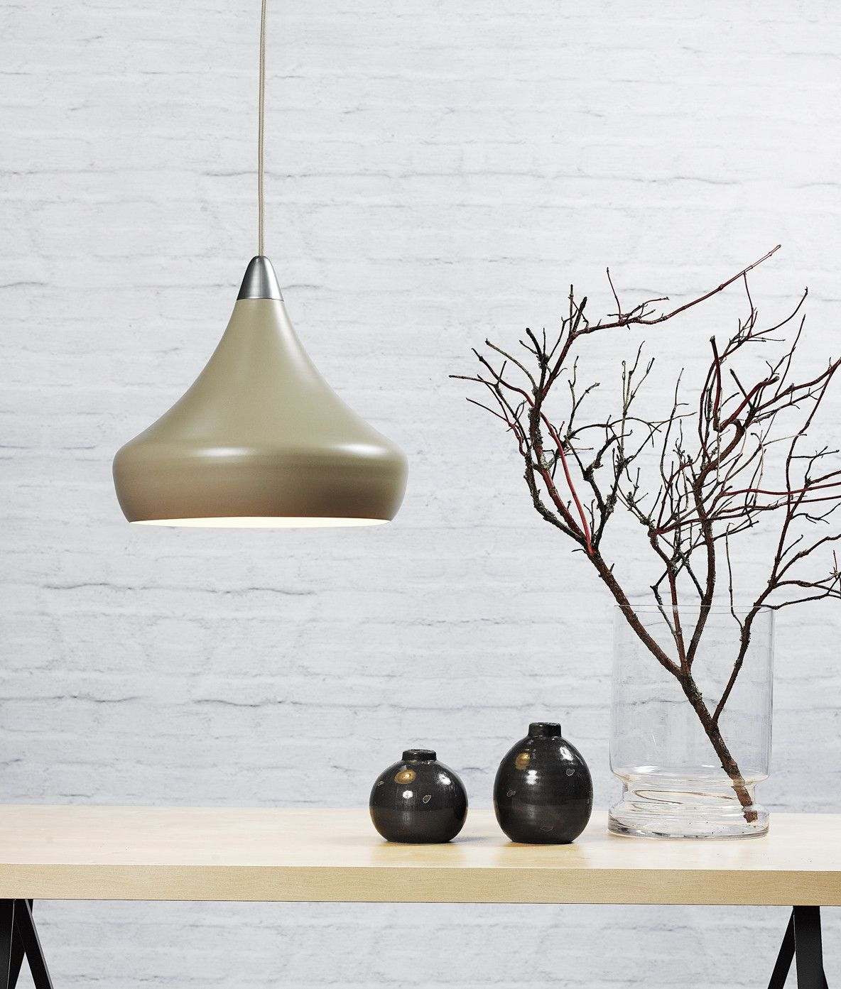 Danish lighting jonas black white sand pendant light danish danish lighting sand pendant light jonas mozeypictures
