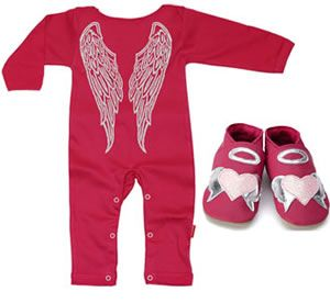 Angel Gift Set (Pink)