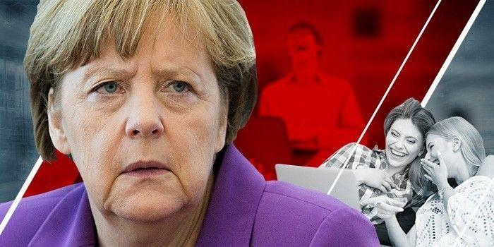 Не моя канцлер: как немецкий интернет объявил войну Меркель из-за Эрдогана