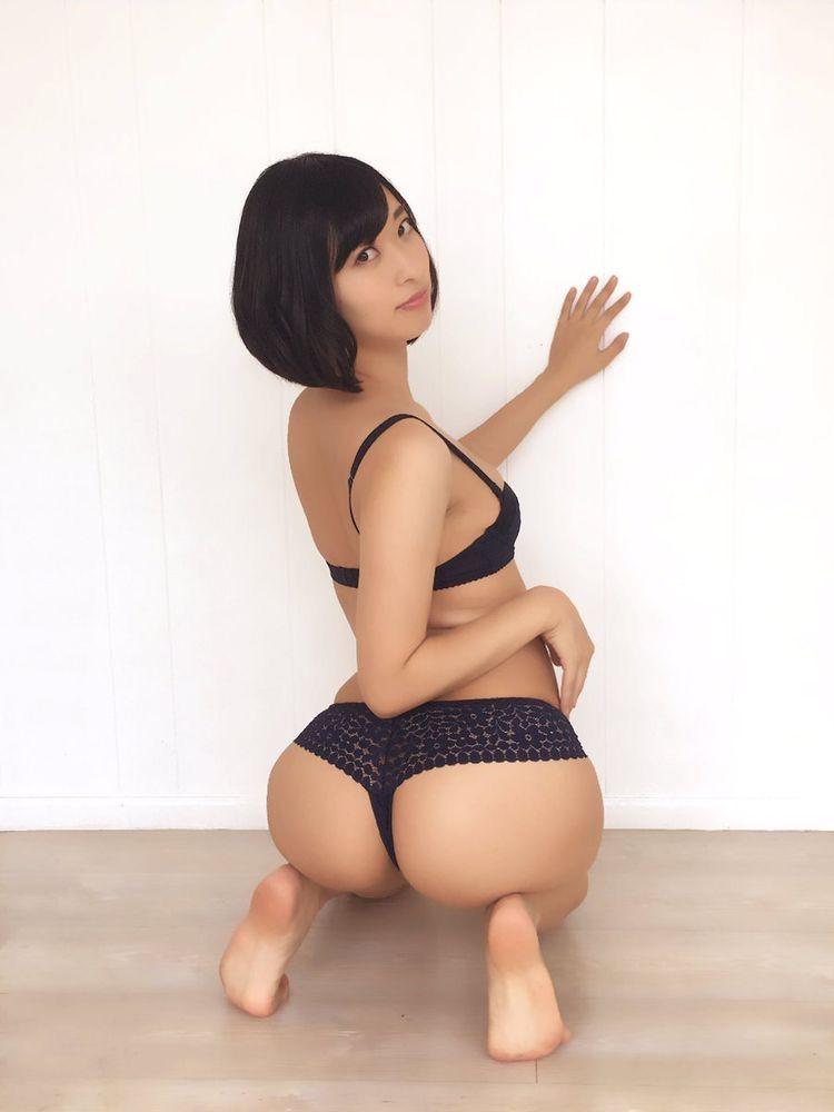 Sexy Asian Teen Ass
