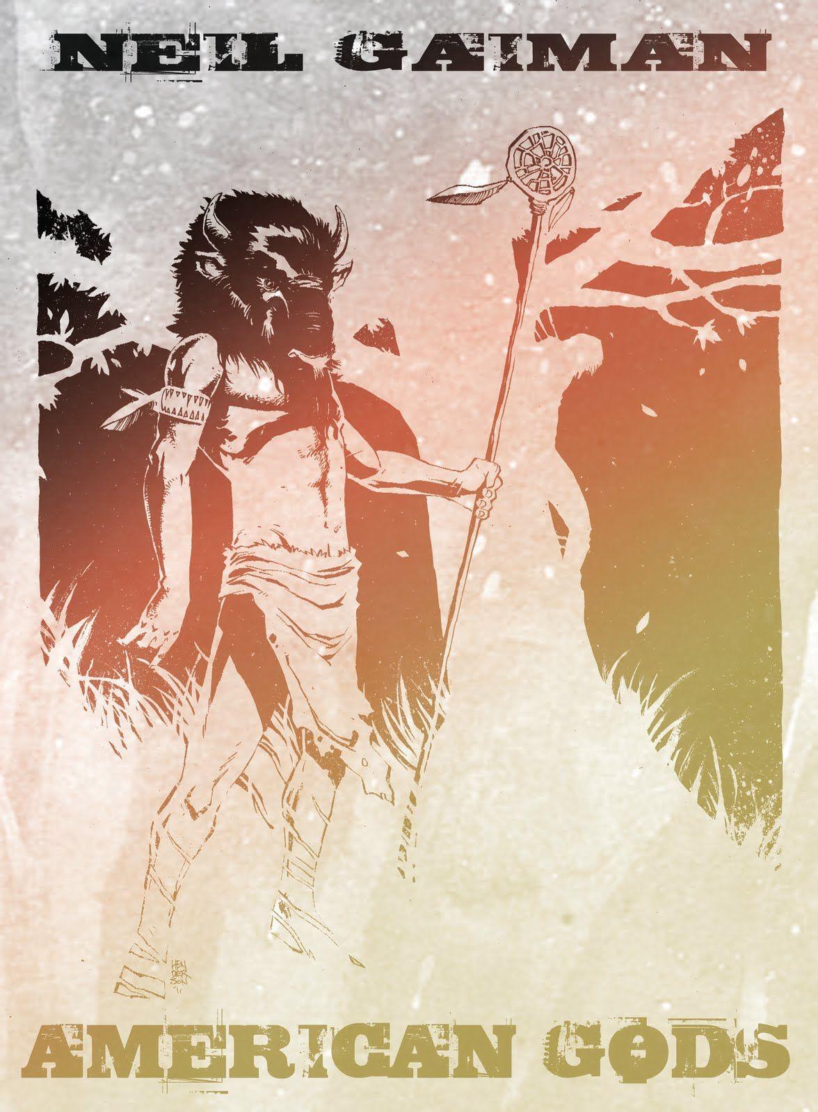 Super Punch: Art inspired by Neil Gaiman's American Gods