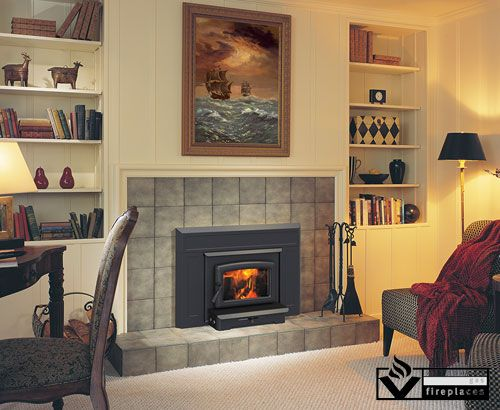 Pacific Energy Vista Fireplace Insert Wood Burning Fireplace Inserts Wood Burning Fireplace Fireplace Inserts