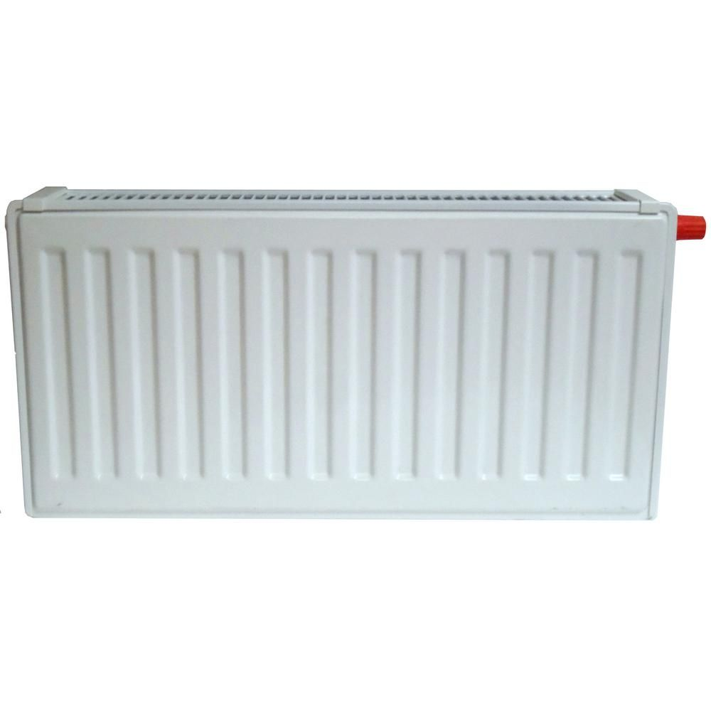 T6 Series 24 In H Contemporary Hot Water Panel Radiator