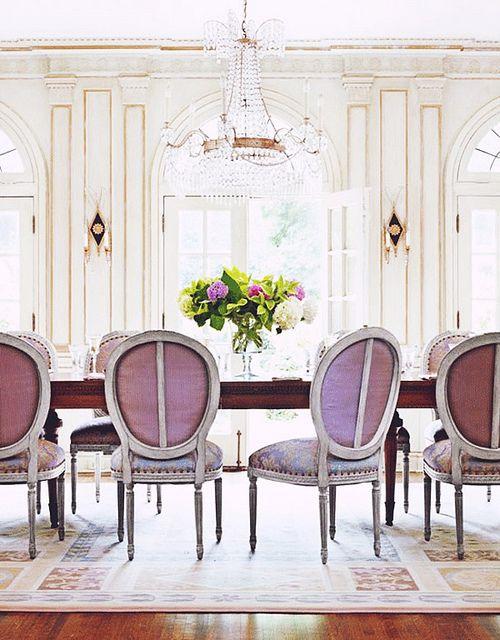 violet Home Sweet Home Dining, Dining room, Dining room design